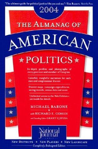 9780892341061: The Almanac of American Politics, 2004