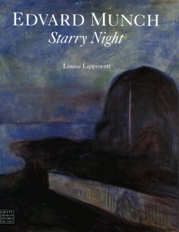 9780892361397: Edvard Munch: Starry Night (Getty Museum Studies on Art)