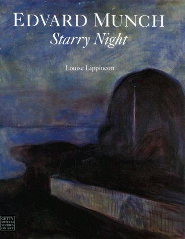 9780892361397: Edvard Munch: Starry Night (Getty Museum Studies on Art)
