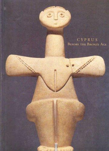 Cyprus Before the Bronze Age: Art of: Vassos Karageorghis, Edgar