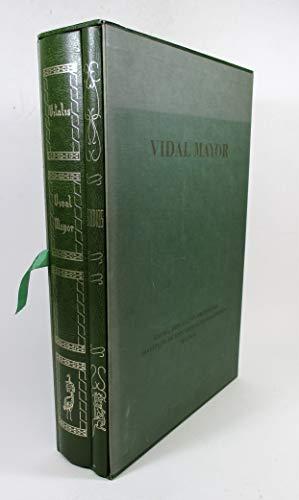 9780892361755: Vidal Mayor/With Booklet (Vidal Del Cannellas)