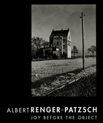 9780892362738: Albert Renger-Patzsch: Joy Before the Object