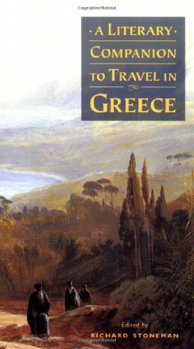 9780892362981: A Literary Companion to Travel in Greece