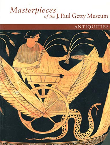 9780892364213: Masterpieces of the J. Paul Getty Museum: Antiquities
