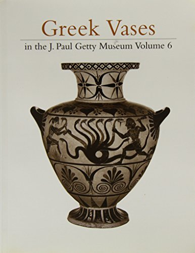 Greek Vases In The J. Paul Getty Museum, Volume 6.