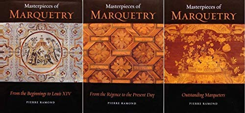 MASTERPIECES OF MARQUETRY: PIERRE RAMOND