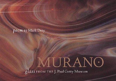 9780892365982: Murano (Getty Trust Publications: J. Paul Getty Museum)