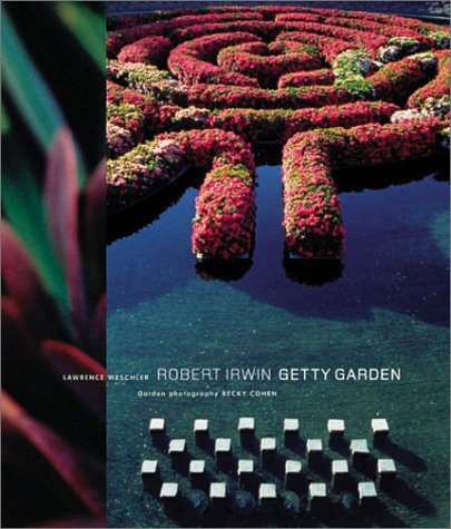 9780892366200: Robert Irwin Getty Garden