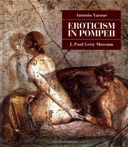 9780892366286: Eroticism in Pompeii