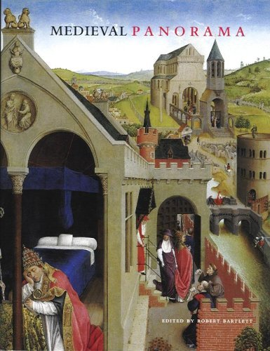 9780892366439: Medieval Panorama