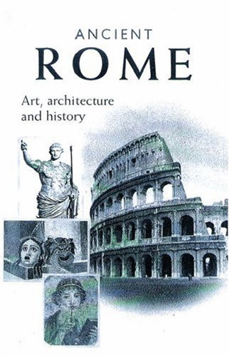 9780892366569: Ancient Rome: Art, Architecture, and History (Readings in Conservation)