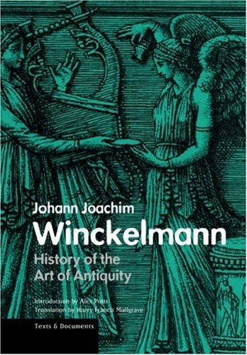 History of the Art of Antiquity (Paperback): Johann Joachim Winckelmann
