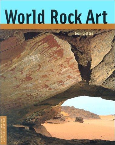 9780892366828: World Rock Art (Conservation & Cultural Heritage)