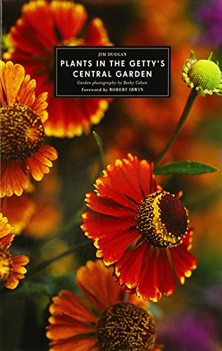 9780892367146: Plants In The Getty's Central Garden