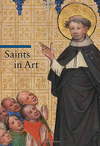 9780892367177: Saints in Art (Guide to Imagery Series)