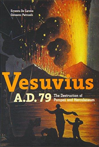 9780892367191: Vesuvius, A.D. 79: The Destruction of Pompeii and Herculaneum