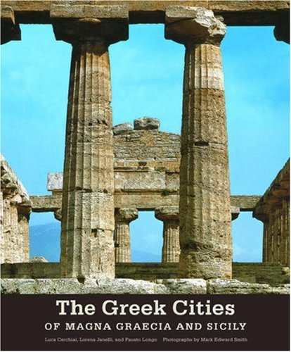 9780892367511: The Greek Cities of Magna Graecia and Sicily (Getty Trust Publications: J. Paul Getty Museum)