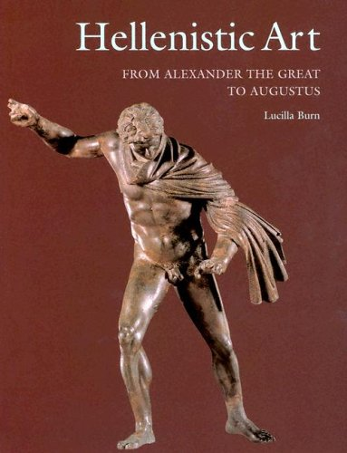 9780892367764: Hellenistic Art: From Alexander the Great to Augustus (Getty Trust Publications: J. Paul Getty Museum)