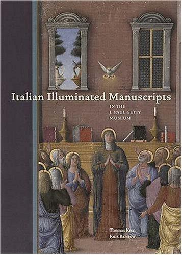 9780892368204: Italian Illuminated Manuscripts in the J. Paul Getty Museum (Getty Trust Publications: J. Paul Getty Museum)