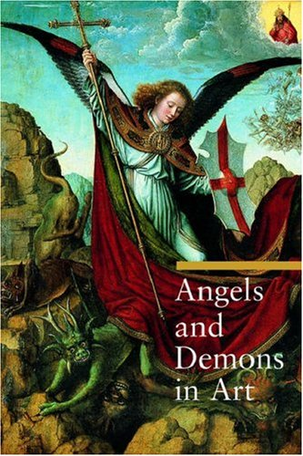 9780892368303: Angels and Demons in Art (Guide to Imagery Series)
