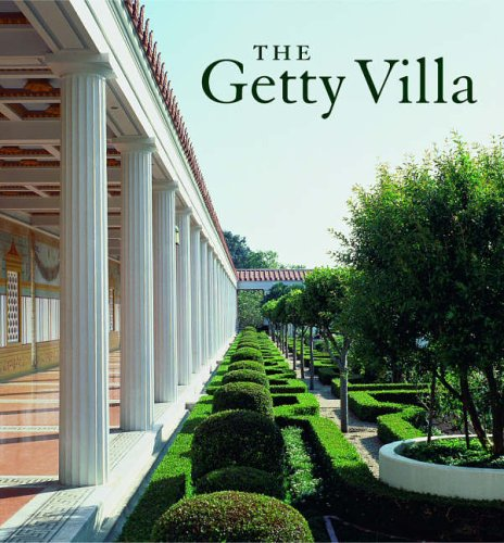 9780892368419: The Getty Villa (Getty Trust Publications: J. Paul Getty Museum)