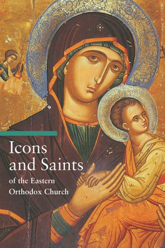 9780892368457: Icons & Saints of the Eastern Orthodox Church