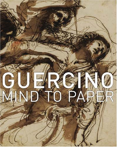 9780892368624: Guercino: Mind to Paper (Getty Trust Publications: J. Paul Getty Museum)