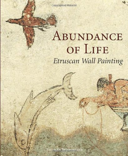 9780892368655: Abundance of Life: Etruscan Wall Painting (Getty Trust Publications: J. Paul Getty Museum)