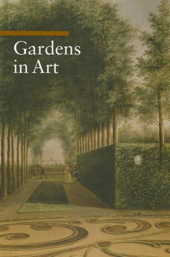 9780892368853: Gardens in Art (Guide to Imagery)
