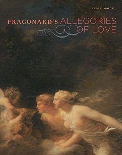 9780892368976: Fragonard's Allegories of Love (Getty Museum Studies on Art)
