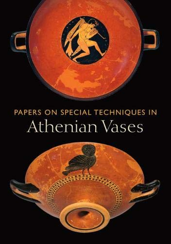 9780892369010: Papers on Special Techniques in Athenian Vases
