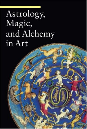 9780892369072: Astrology, Magic, and Alchemy in Art (Guide to Imagery)
