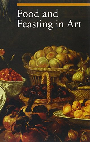 9780892369140: Food and Feasting in Art (A Guide to Imagery)