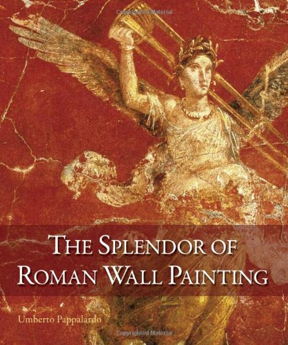 9780892369584: The Splendor of Roman Wall Painting