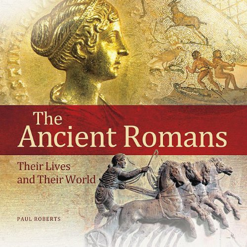9780892369867: The Ancient Romans: Their Lives and Their World