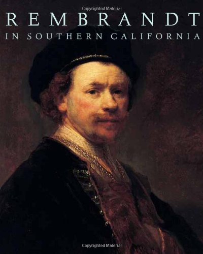 9780892369935: Rembrandt in Southern California