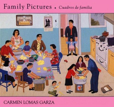 9780892390502: Family Pictures / Cuadros de familia