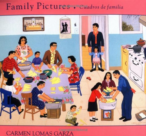 9780892391080: Family Pictures (Mexican-American)