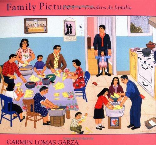 9780892391080: Cuadros de familia / Family Pictures