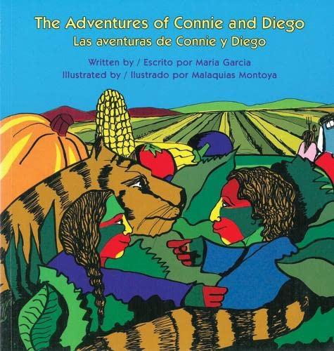 9780892391240: Las Aventuras de Connie y Diego / Adventures Of Connie And Diego (Fifth World Tales)