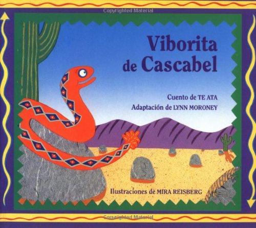 9780892391400: Viborita de Cascabel: Baby Rattlesnake, Spanish-Language Edition (Spanish Edition)