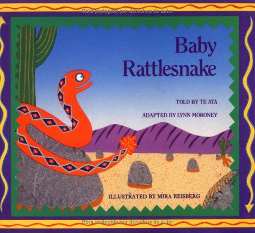9780892391431: Baby Rattlesnake/Viborita de Cascabel: Spanish/English Paperback Set