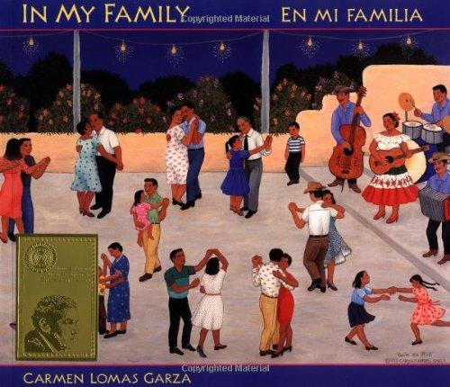In My Family: En Mi Familia (Paperback)