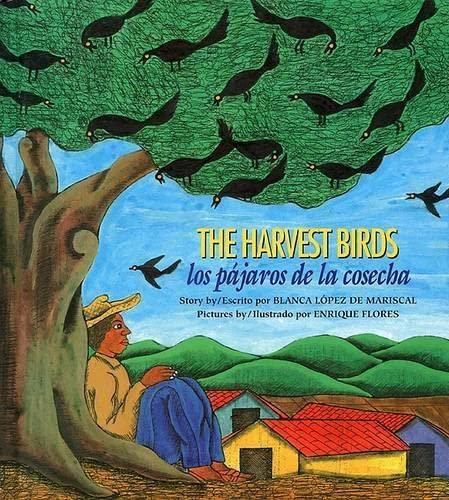 9780892391691: The Harvest Birds/ Los pajaros de la cosecha