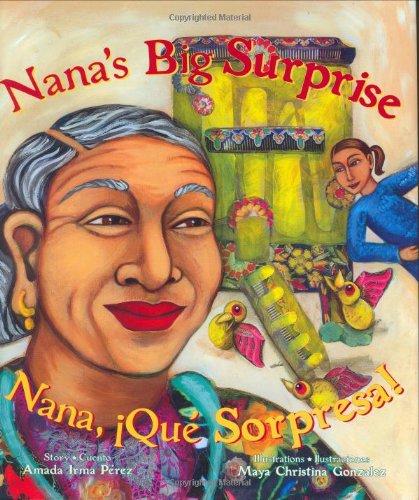 9780892391905: Nana's Big Surprise/Nana, Que Sorpresa!