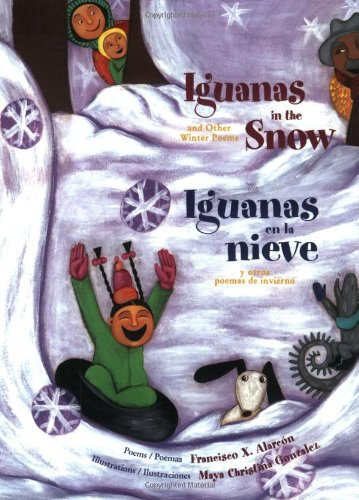 9780892392025: SPA/ENG-IGUANAS IN THE SNO (The Magical Cycle of the Seasons Series)