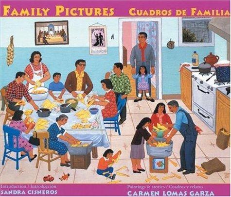 9780892392063: Family Pictures: Cuadros De Familia