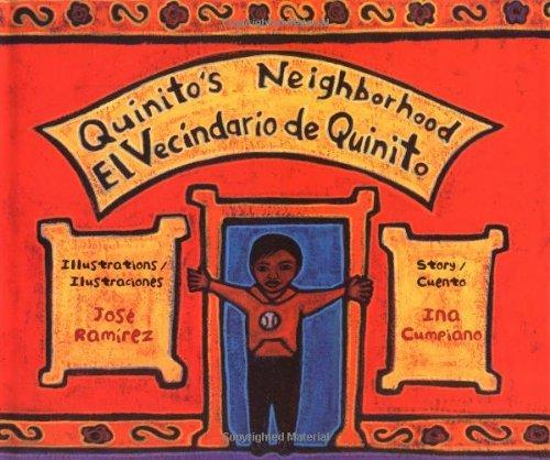 9780892392094: Quinito's Neighborhood/El vecindario de Quinito