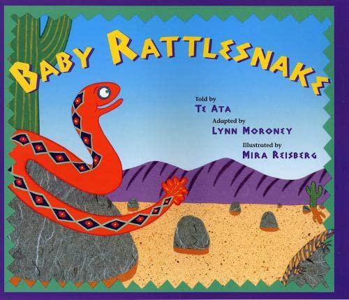 9780892392162: Baby Rattlesnake