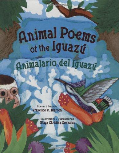 9780892392254: Animal Poems of the Iguazu: Animalario Del Iguazu